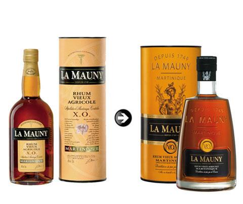 Рестайлинг французского рома La Mauny