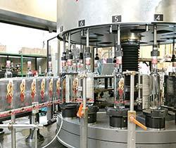 """Ориентировочные объемы продаж водок  """"КиНа """". примерно 70% придется на ТМ..."""