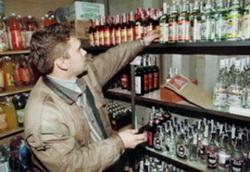 В Тольятти увеличиваются объемы продаж алкогольных напитков