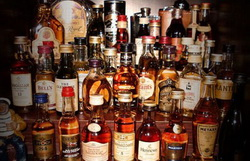 В 2012 году объемы импорта крепкого алкоголя в РФ увеличились на 17%