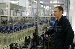 Украина: объемы выпуска водки в июне 2013 года упали на 16,2%