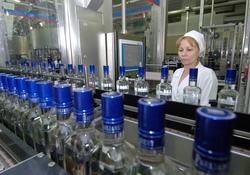 В Вологодской области снизились объемы выпуска крепкого алкоголя