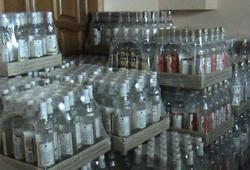 Объем теневого оборота спиртного в Казахстане достигает 60%