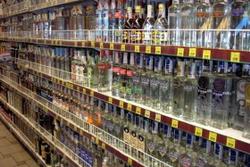 В январе-июле объемы продаж водки и ЛВИ снизились на 6,9%