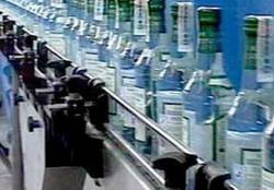 В августе 2013 года объемы выпуска водки в Украине упали на 16,7%