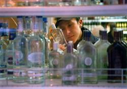 Объемы реализации водки в Белоруссии упали на 11,7%