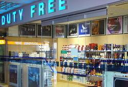 Госдума освободила от акцизных марок алкогольные напитки, реализуемые в магазинах Duty Free