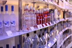 В сентябре 2013 года в Краснодарском крае было выпущено на 26,2% меньше водки