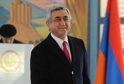 Президент Републики Армения посетил винно-коньячный дом «Шахназарян»