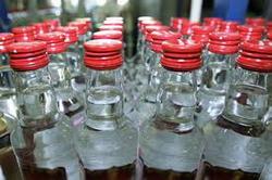 В октябре объемы выпуска водки в Краснодарском крае снизились на 23,5%