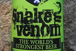 В Шотландии сварено пиво с рекордной крепостью - 67,5%