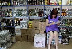За 10 месяцев в Татарстане производство водки увеличилось на 34%, а продажи снизились на 22%