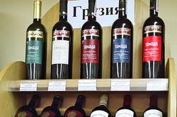 Объемы экспорта грузинских вин в денежном выражении увеличились на 81,9%
