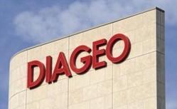 Diageo замедляет темпы роста продаж