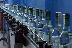 Объемы выпуска алкогольной продукции Ишимским винно-водочным заводом увеличились на 28,5%