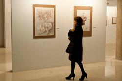 В одном из испанских музеев экспонируются картины, написанные не красками, а вином