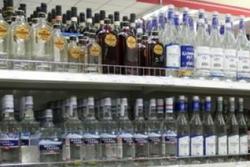В 2013 году объемы реализации водки в Белоруссии сократились на 11,9%