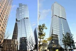В Китае появилось высотное здание в виде бокала для вина