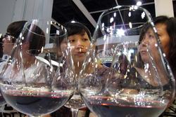 КНР вышла на первое место по объемам потребления красного вина