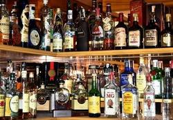 В 2013 году объемы выпуска крепкого алкоголя в Латвии выросли на 16%