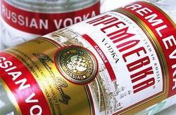 «Кремлевской» прочат вход в топ-10 наиболее продаваемых водок в мире
