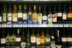 Верховная Рада рассмотрит законопроект, согласно которому в магазинах должно быть не менее 50% украинской винодельческой продукции