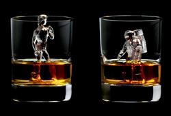 Охладить виски теперь можно будет миниатюрной скульптурой из льда