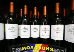 Объемы экспорта молдавских вин на все рынки, кроме СНГ, увеличились на 9%