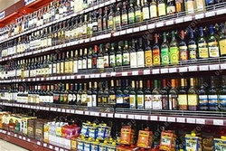 Украина: МРЦ пол-литровой бутылки водки будет увеличена почти на треть