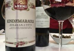 Грузия: в январе-июне 2014 года объемы экспорта грузинских вин увеличились на 136%