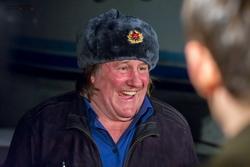 Жерар Депардье будет производить в России водку