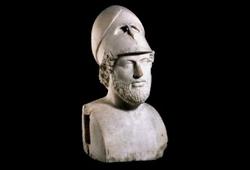 В Афинах при строительстве дома был найден кубок Перикла