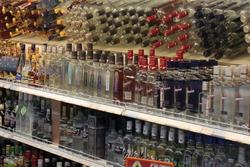 По итогам I полугодия 2014 года в РФ приобретено меньше алкогольных напитков