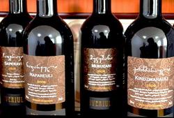 Грузия: по итогам января-сентября 2014 года объемы экспорта вина увеличились на 62%