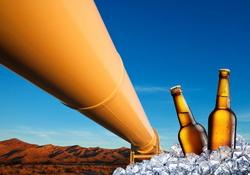 Пивовары Брюгге намерены провести «пивопровод»