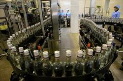 По итогам января-октября 2014 года в Краснодарском крае выпущено в 1,7 раза меньше водки