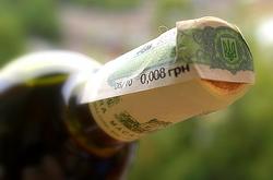Украина: акцизы на алкоголь предполагается не повышать