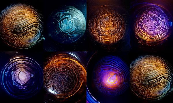 Вселенная на дне стакана из-под виски, вынутого из посудомоечной машины?