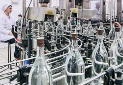 В течение пяти последних лет объемы выпуска спирта в Татарстане увеличились на 60%