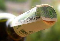 Украина: акцизы на пиво и крепкий алкоголь, возможно, будут увеличены до минимального уровня ЕС