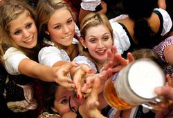 В 2014 году в Германии было произведено и выпито максимальное количество пива за последние 8 лет