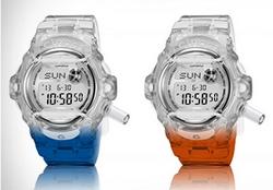CIROC и Casio сделали часы со встроенным алкотестером
