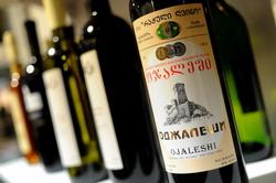 В январе 2015 года к январю 2014 года Грузия поставила в РФ в 7,5 раза меньше вин