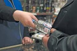 Штраф за нелегальную продажу алкоголя гражданами и ИП предлагается увеличить в 50-100 раз
