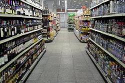 По итогам 2014 года в Нижегородской области было продано на 4,1% меньше алкоголя