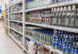 По итогам 2014 года в РФ было продано на 8% меньше водки и ЛВИ