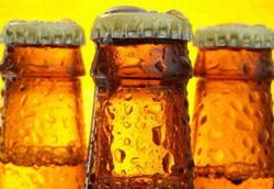 Украина: в январе 2015 года было выпущено на 55,5% меньше пива, чем месяцем ранее
