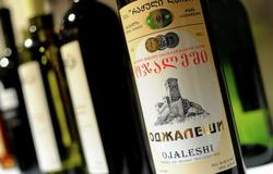 В январе-феврале 2015 года объемы экспорта грузинского вина сократились на 71%