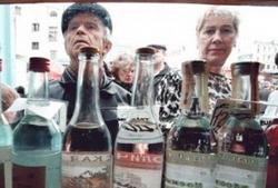 В «Укрспирте» считают, что спрос на водку в Украине снизится на 15%